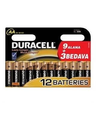 Duracell LR6/MN1500 9 Alana...
