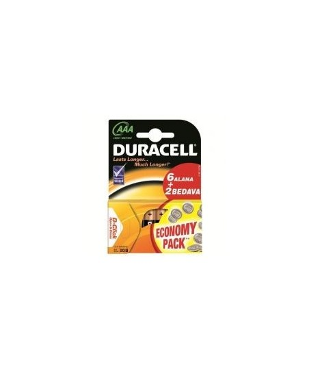Duracell LR03/MNx2400 İnce...