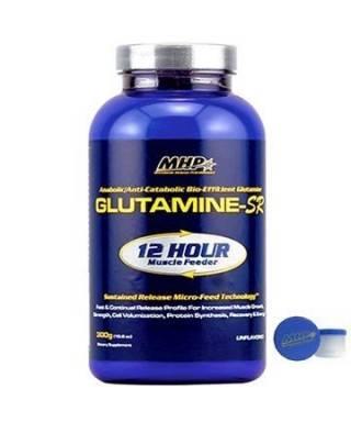 Mhp Glutamine SR - 300 gr /...