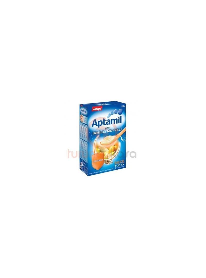 Milupa Aptamil Sütlü İrmikli Meyveli 250 g.