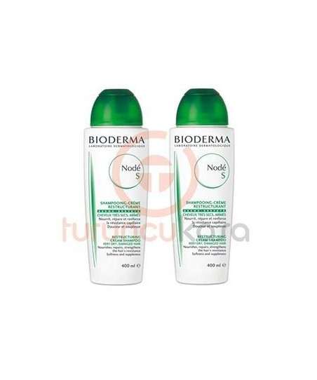 Bioderma Node S Shampoo 400 ml 2 'li Paket