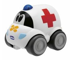 Chicco Şarz Et & Sür Ambulans