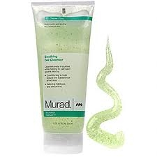 Dr. Murad Soothing Gel Cleanser