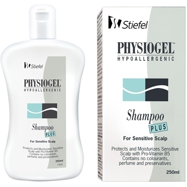 Physiogel Shampoo Plus 250 ml