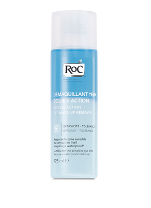 Roc Double Action Eye Make Up Remover 125ml