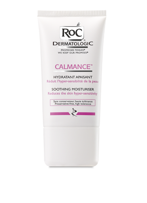 Roc Calmance Moisturizer Cream 40 ml
