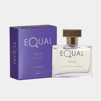Equal Sense For Women EDT 75 ml.