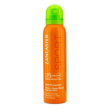 Lancaster Sun Multi Protection Express Mist Water+Sweat Resist SPF15