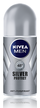 Nivea Deo Roll On 50 ml Silver Protect