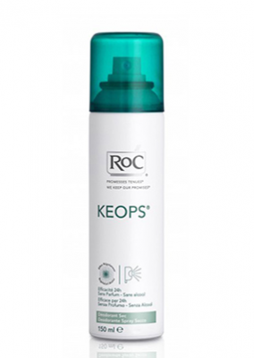 Roc Keops Deo Spray Dry 150ml