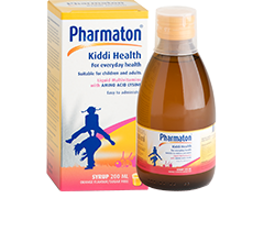 Pharmaton Kiddi Şurup 100 ml :