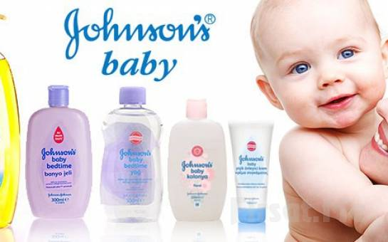 Johnson's Baby Kolonya 200 ML Floral :