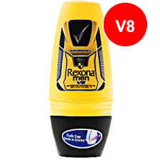 Rexona Men V8 Deodorant Rollon 50ML For Men Roll-On :