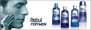 Rebul For Men After Shave Normal 250 ml :