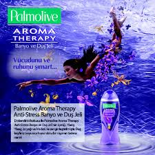 Palmolive Aroma Theraphy Anti Stress Duş Jeli 500ml :