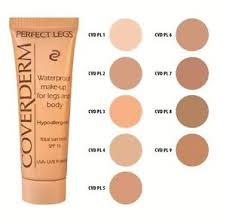 Coverderm Perfect Legs Spf 16 :