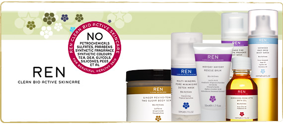 REN F10 Smooth and Renew Peel Mask :