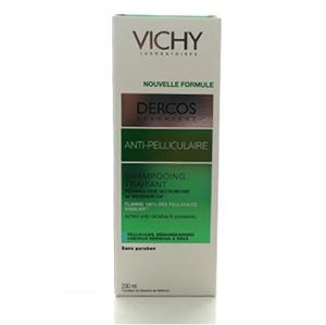 Vichy Dercos Anti-Pelliculaire Kuru Saçlar İçin Şampuan 200 ml.