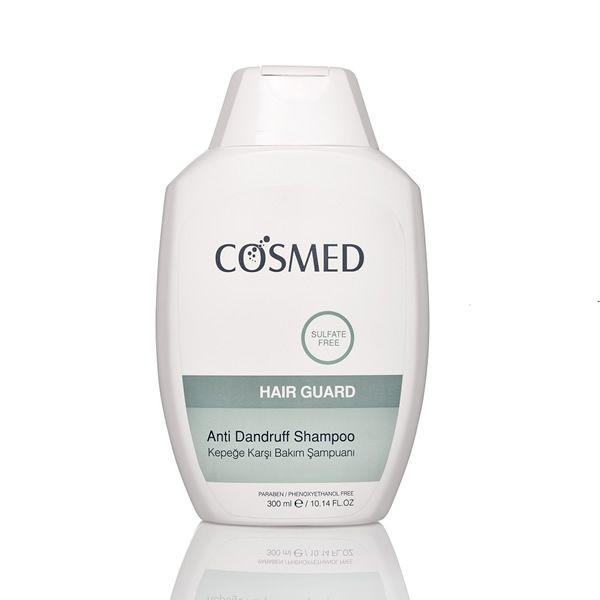 Cosmed Kepek Sorunlarında Yardımcı Şampuan 300 ml :