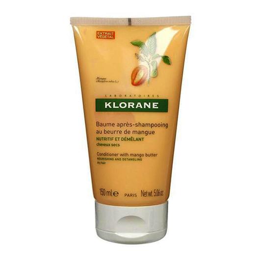 Klorane Mango Yağı İçeren Yıpranmış Saçlar İçin Bakım Kremi150 ml.