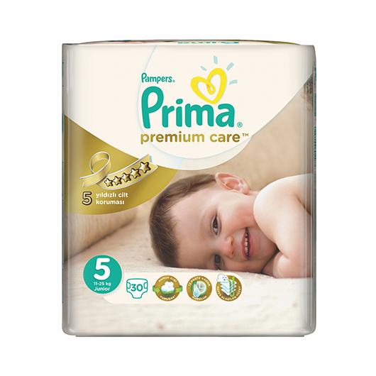 Prima Premium Care 5 Beden İkiz Paket 36'lı