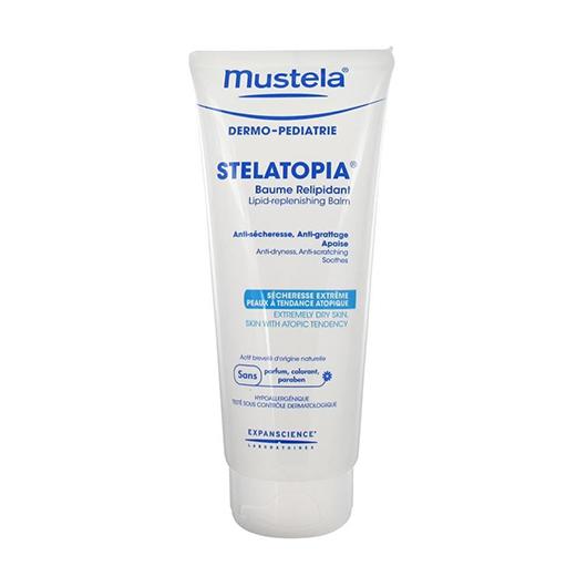 Mustela Stelatopia Lipid Replenishing Balm 200ml