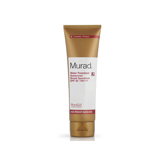 Dr. Murad Water Resistant Sunscreen Broad Spectrum SPF 30 130ml