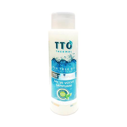 Tto Göz Yakmayan Saç ve Vücut Şampuanı 400 ml