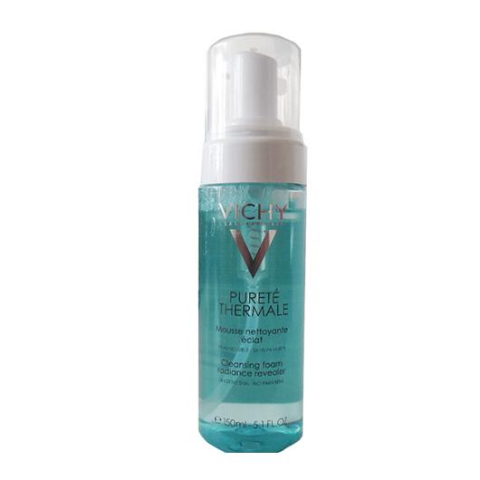 Vichy Arındırıcı Solgun Ciltler için Yüz Temizleme Köpüğü150 ml