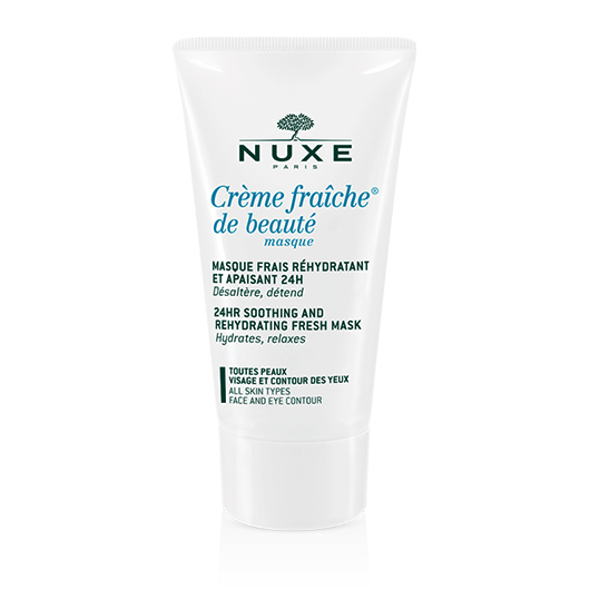 nuxe creme fraiche de beaute masque sos hydratant 48h 50ml. Black Bedroom Furniture Sets. Home Design Ideas