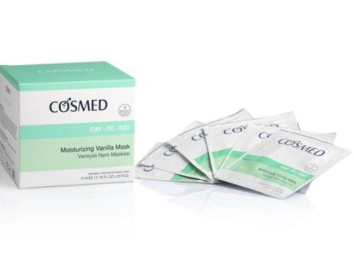 Cosmed Vanilyalı Nem Maskesi 5ml x 20 adet :