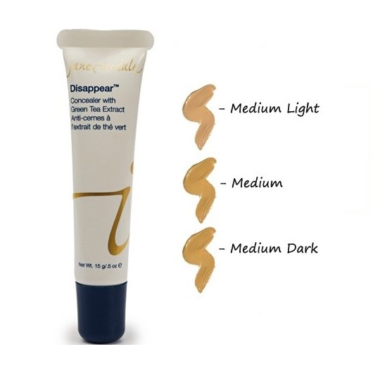Jane Iredale Disappear Concealer with Green Tea Extract