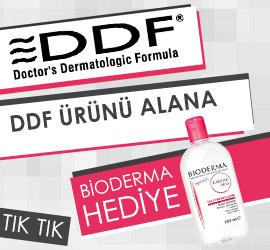 DDF bioderma kampanyası