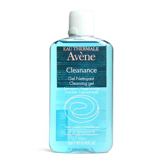 avene cleanance gel how to use