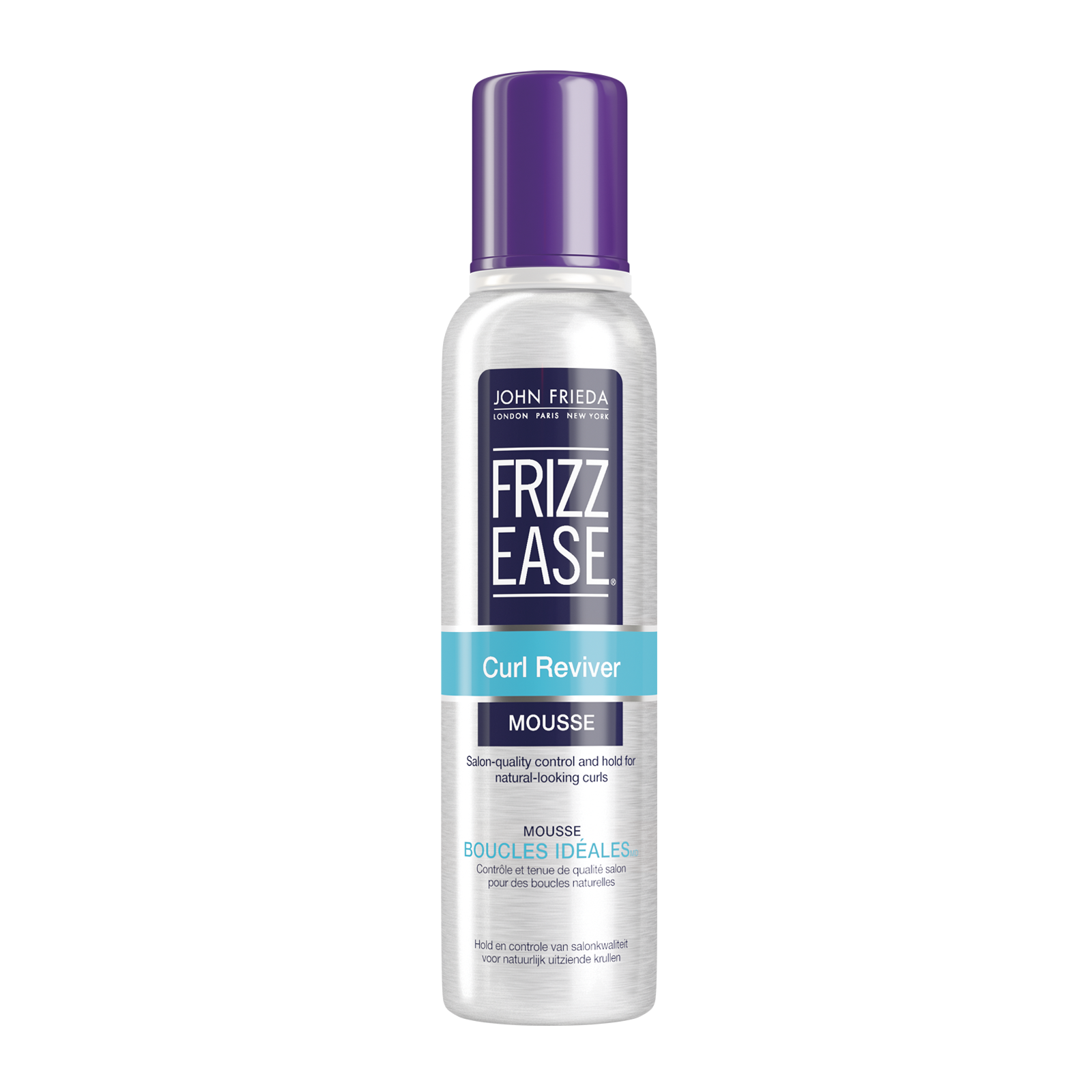 John Frieda Curl Reviver Styling Mousse
