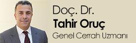 Dr. Tahir Oruç