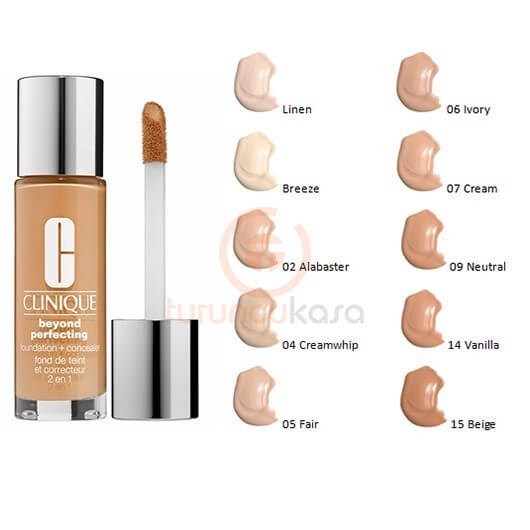 Clinique Beyond Perfecting Foundation Concealer 30ml