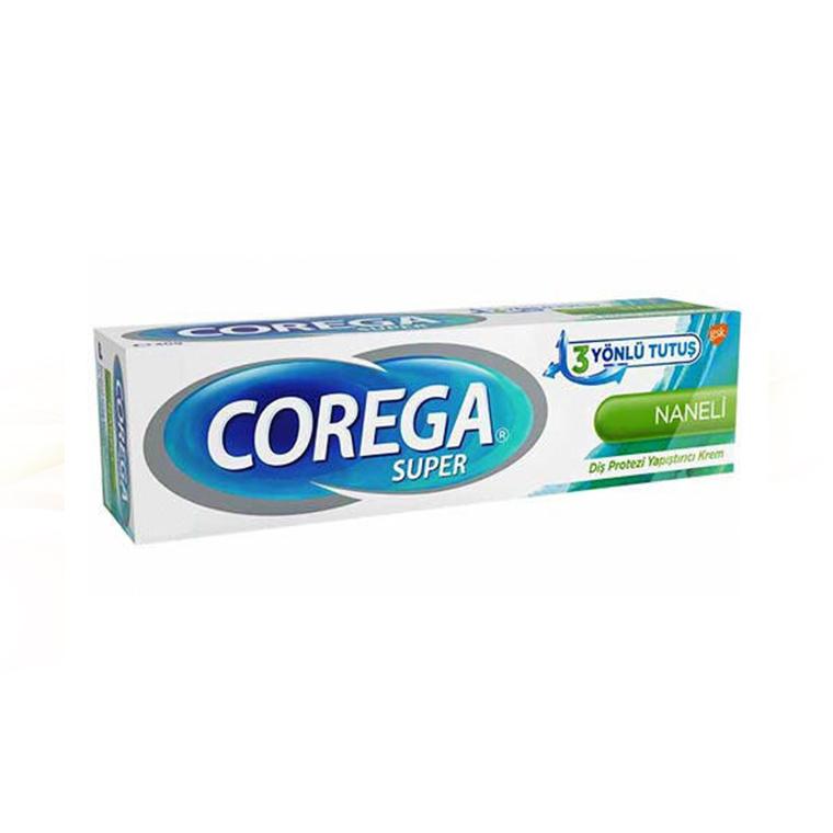 Corega Diş Protezi Yapıştırcı 40gr