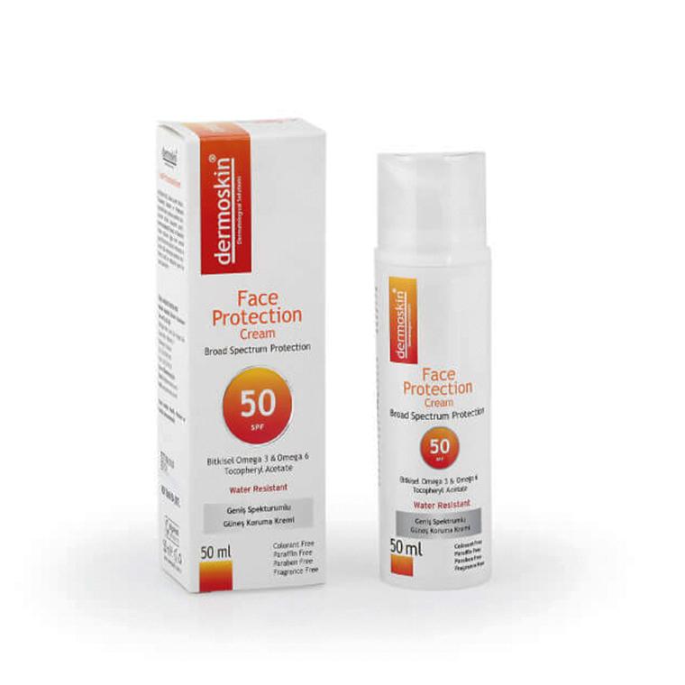 Dermoskin Sun Face Protection SPF 50 :