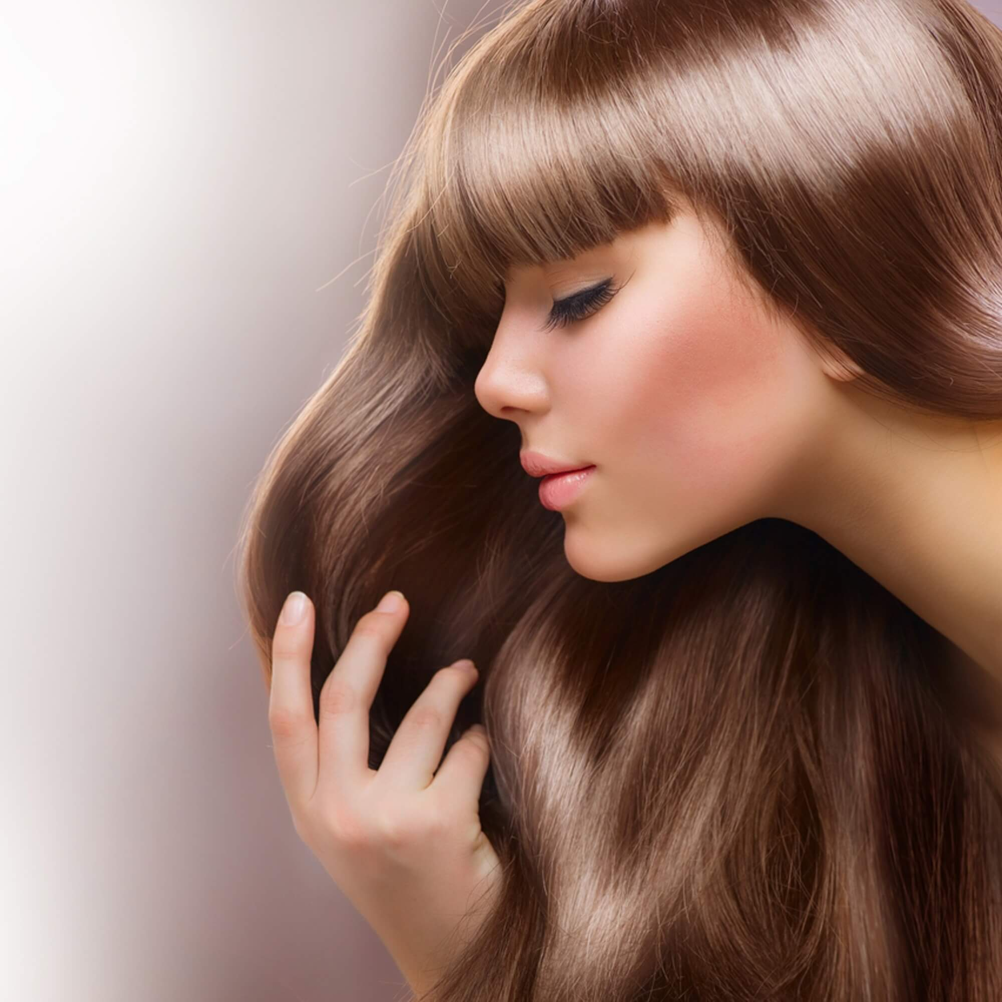 Saçlarınızı Süt Kullanarak Düzleştirin