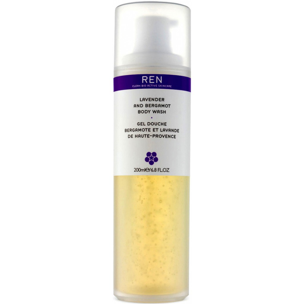 Ren Lavender and Bergamot Body Wash Vücut Yıkama Jeli 200 ml