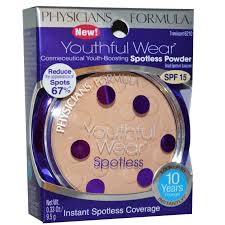 Physicians Formula Youthful Wear Pudra Translucent SPF 15
