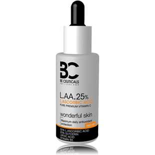 Be-Ceuticals LAA %25 Wonderful Skin Serum, 15 ml
