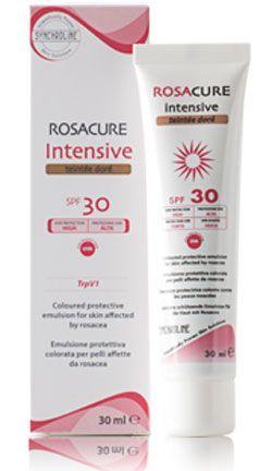 Synchroline Rosacure İntensive Cream SPF30 30ml Teintee Dore