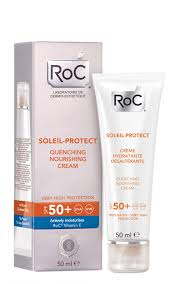 Roc Soleil Protection SPF 50 Yatıştırıcı Yüz Kremi 50 ml