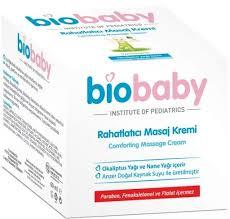 BioBaby Rahatlatıcı Masaj Kremi 60 ml