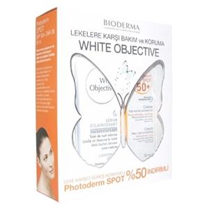 Bioderma White Objective Lekelere Karşı Bakım ve Koruma Seti