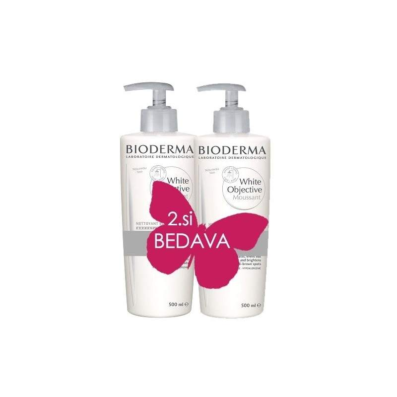 Bioderma White Objective Moussant Foaming Gel Cleanser