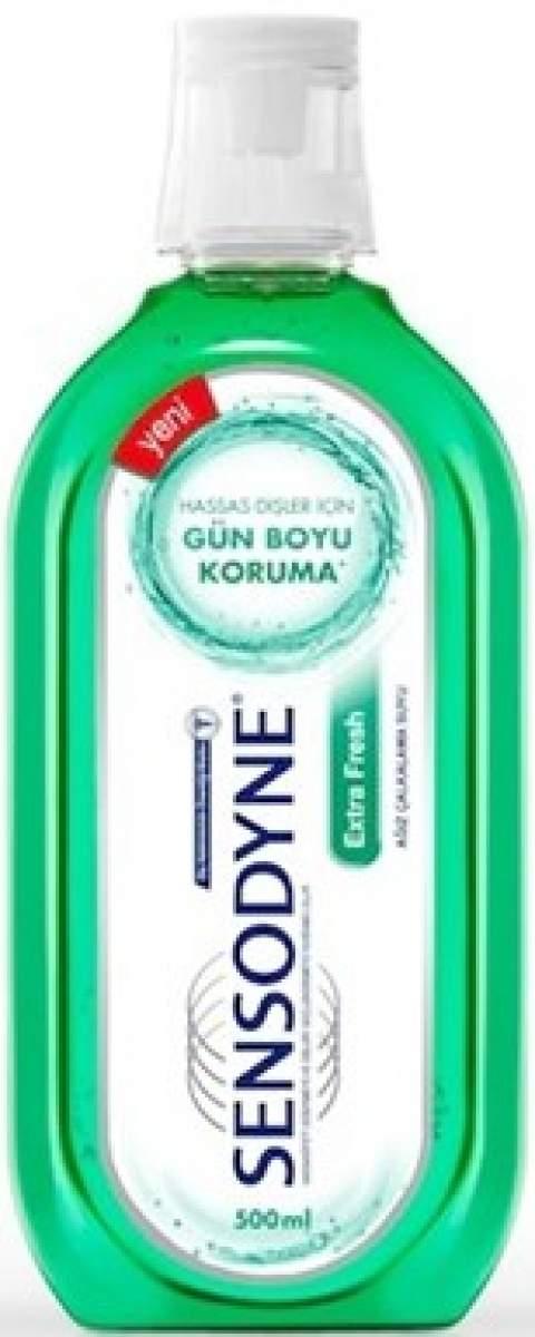 Sensodyne Extra Fresh Ağız Çalkalama Suyu 500ml