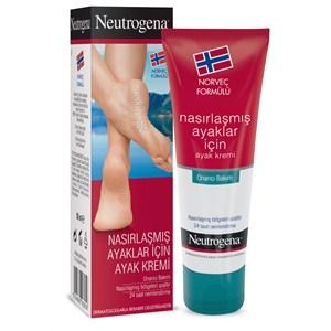 Neutrogena Nasırlaşmış Ayaklar İçin Ayak Kremi-50ml